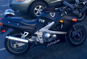 Kawasaki ninja zx6e