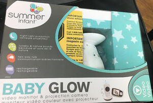 "Summer Infant Baby Glow 2.8"" Video Monitor & Projection Camera"