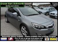 Vauxhall Astra 1.6i 16v VVT SRi 5 DOOR SILVER 2010 MODEL +BEAUTIFUL+