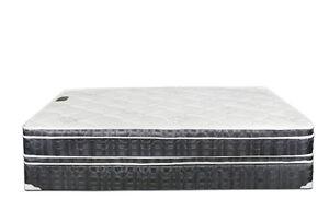 BRAND NEW Flippable Two-Sided Euro Top Pillow Mattress FREE SHIP Kitchener / Waterloo Kitchener Area image 2