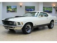 1970 Ford Mustang Mach 1 351 V8 Fastback Auto - Genuine Restored Mach 1