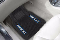 Jets Deluxe Car Mats 2pc