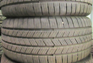 Good Used Tires P235/45/17==75% tread—TWO TIRES Goodyear Eagle L