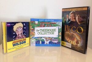 NEW Audiobook/DVD Bundle Moonee Ponds Moonee Valley Preview
