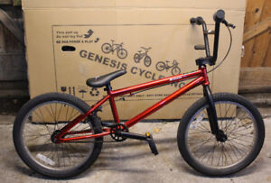 "New Hutch Kross BMX Bike 20"" Red GODERICH"