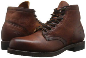 Men Leather Boots Frye, Prison Boot style 84154