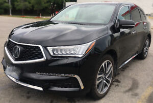 [Lease takeover]2018 Acura MDX