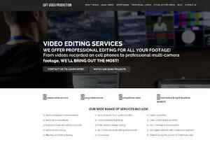 Business Promotional Video Editing