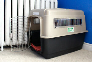 Petmate Kennel, Large dog crate