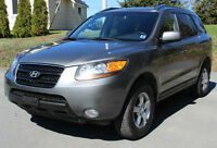 2009 HYUNDAI SANTA FE 3.3L**AWD**3 MONTH WARRANTY**NEW MVI**