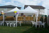 Calgary Party Rental- Rent out Chairs, Tables, Tents and More