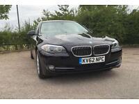 2012 62 BMW 5 SERIES 2.0 520D EFFICIENTDYNAMICS 4D 181 BHP DIESEL