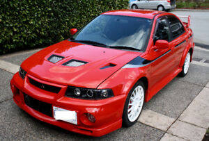 1999 Mitsubishi Evolution VI