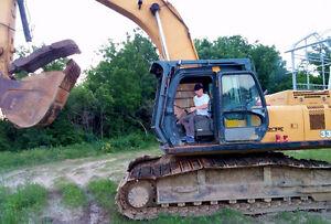 John Deere 330 CLC High Track Excavator