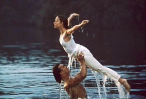 DIRTY DANCING : AMAZING FRONT ROW CENTRE FLOOR TICKETS !!!