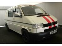 1998 Volkswagen Transporter Special Van Turbo NA Diesel Manual