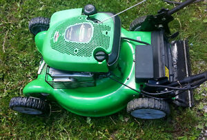 "Lawnboy 20"" Self Propelled Lawn Mower with Electric Start"