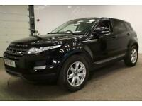 2013 Land Rover Range Rover Evoque 2.2 SD4 Pure Tech AWD 5dr SUV Diesel Automati