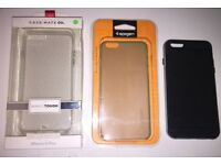iPhone 6 Plus Cases - LOT - Brand New