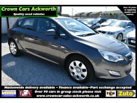 Vauxhall Astra 1.6i 16v VVT Exclusiv 5 DOOR GREY 2010 MODEL +BEAUTIFUL+