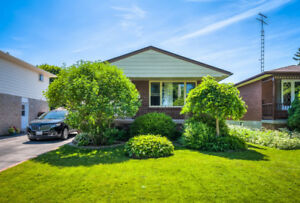 **Updated!! 3 Bedroom Main Floor Bungalow**