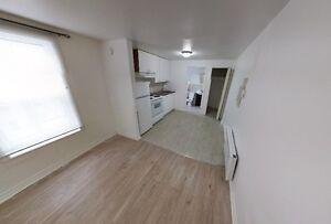 Appartement 2 1/2 disponible immédiatement