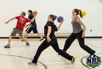 DODGEBALL LEAGUE COED ADULT - NIAGARA REC SPORTS