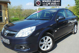 2008 VAUXHALL VECTRA 1.9CDTi 16V DESIGN AUTO 5DR - LOW MILES - 9 SERVICE STAMPS!
