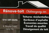 Rénove-toit Châteauguay