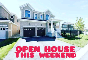 OPEN HOUSE - 7 Warren McBride Cres, Aurora
