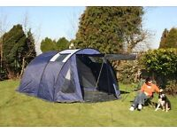 4-man tunnel tent - BRAND NEW - never used