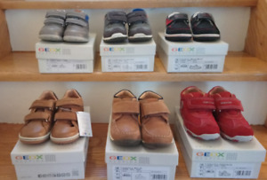 Brand New Geox Children's Shoes – Size 8.5