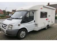 Rollerteam 200 - 2 Berth Ford Transit Based Low Profile Motorhome For Sale