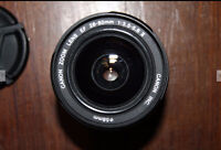 Canon Zoom Lens EF  1: 3.5-5.6   28-80mm