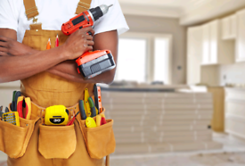 Friendly, reliable and experience handyman covering Edinburgh and Fife