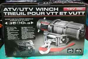 3500Lb winch