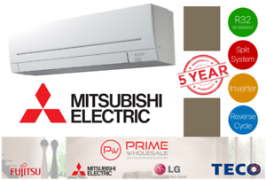 Mitsubishi Electric Air Conditioners Split System Thornton Maitland Area Preview