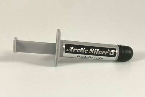 Artic Silver 5 3.5g Paste Grease Thermal Compound High Density