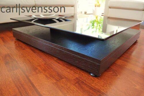 design couchtisch v 570 walnuss wenge get glas carl. Black Bedroom Furniture Sets. Home Design Ideas