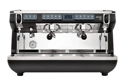 Nuova Simonelli Appia Life Xt Digit Volumetric 2 Group Espresso Machine