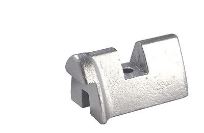 Engine plate zinc anode for Volvo S Drive, original code 855105
