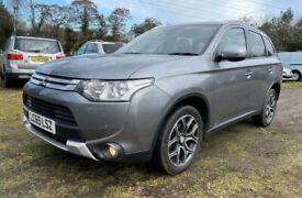 image for Mitsubishi Outlander Diesel 7 Seats
