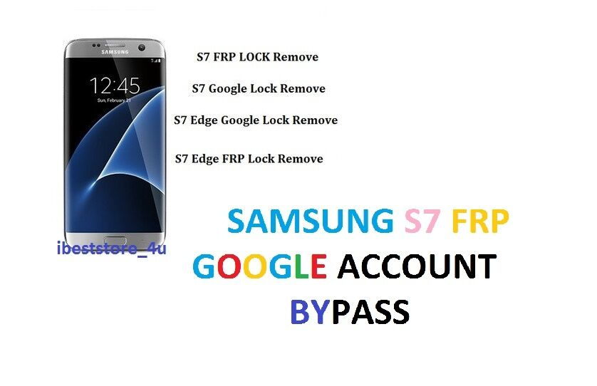 Samsung Reactivation or google FRP Account Lock Removal By