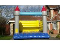 ADULT/ childs BOUNCY CASTLE AND ACCESSORIES