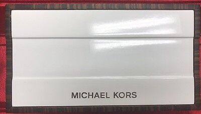 Micheal Kors Retail Display Table Sign 100 Authentic