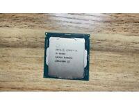 SOLD - Intel Core i5-8600K 1151 3.6GHz Coffee Lake Processor