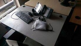 3 Office Desks Used Need Quick Sale, Farnham, Surrey