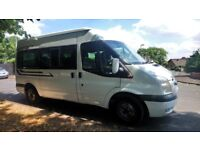 ford transit 9 seater mwb mk6 mk7 front runs drives solid