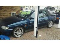 Ford escort cabrio breaking for spares