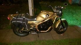 1995 Yamaha Xj 600 mot til march. 32,000 miles runs fine. needs clutch cable. alarm fitted £550